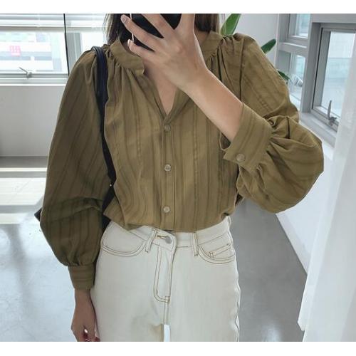 韓國服飾-KW-0828-009-韓國官網-上衣