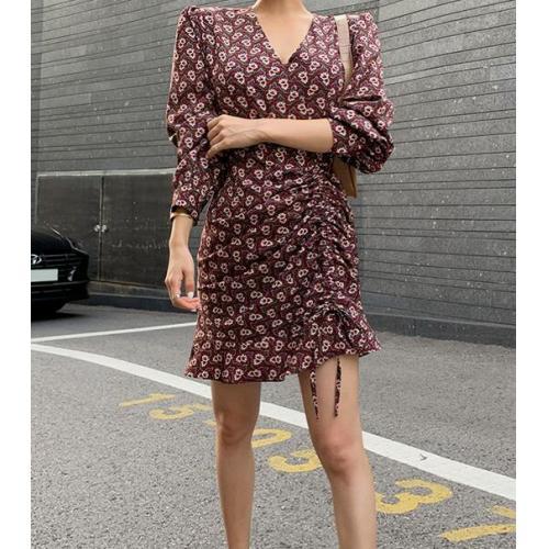 韓國服飾-KW-0828-012-韓國官網-連衣裙