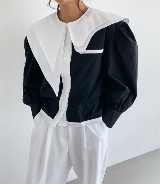 韓國服飾-KW-0902-009-韓國官網-上衣