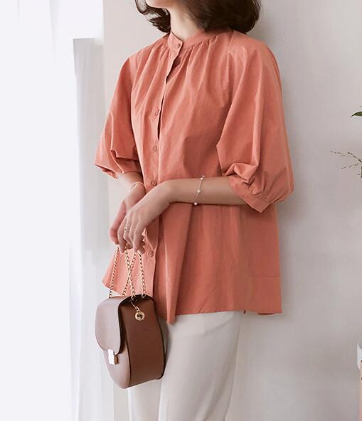 韓國服飾-KW-0902-017-韓國官網-上衣