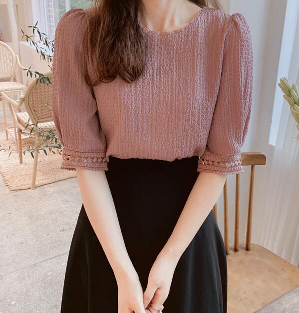 韓國服飾-KW-0902-018-韓國官網-上衣