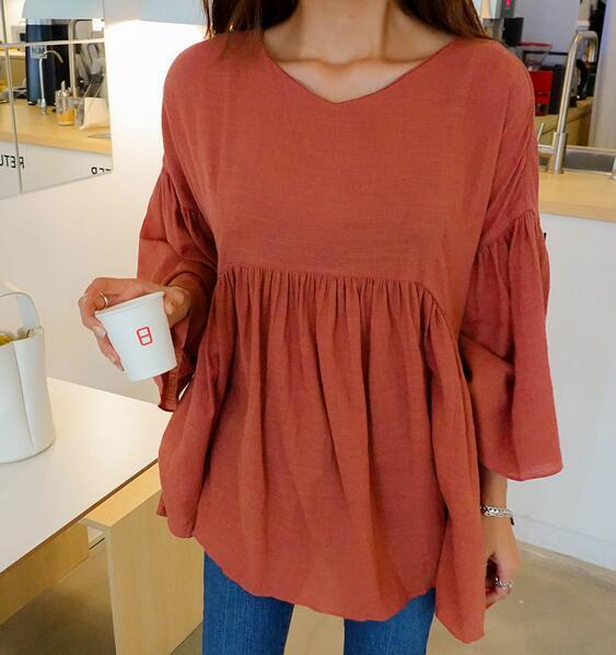 韓國服飾-KW-0902-025-韓國官網-上衣