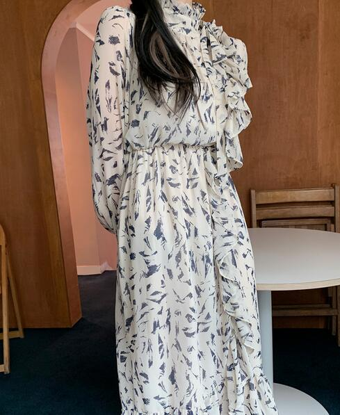 韓國服飾-KW-0902-027-韓國官網-連衣裙
