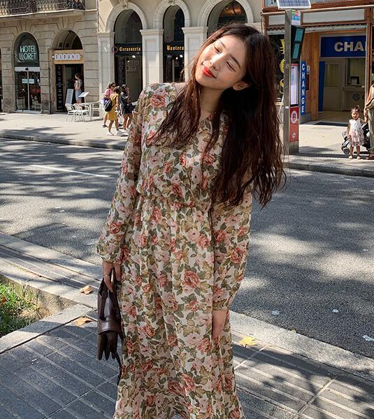 韓國服飾-KW-0902-083-韓國官網-連衣裙