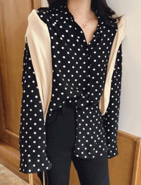 韓國服飾-KW-0902-102-韓國官網-上衣