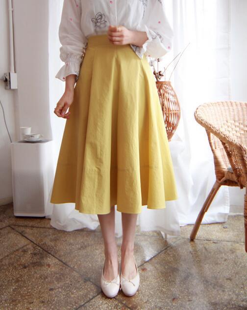 韓國服飾-KW-0905-018-韓國官網-裙子