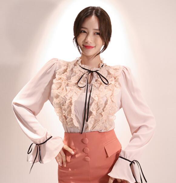 韓國服飾-KW-0905-027-韓國官網-上衣