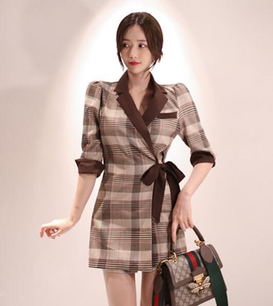 韓國服飾-KW-0905-028-韓國官網-連衣裙