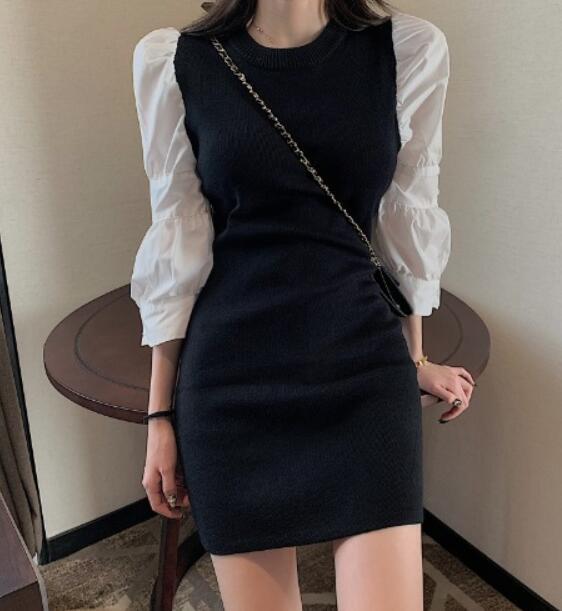 店長精選-CK-0907-016-韓國官網-連衣裙