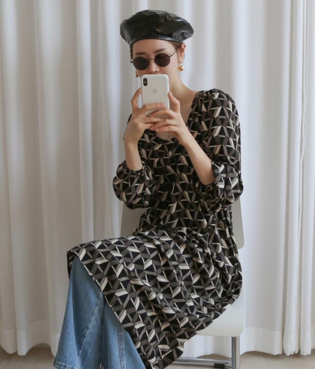 韓國服飾-KW-0909-032-韓國官網-連衣裙
