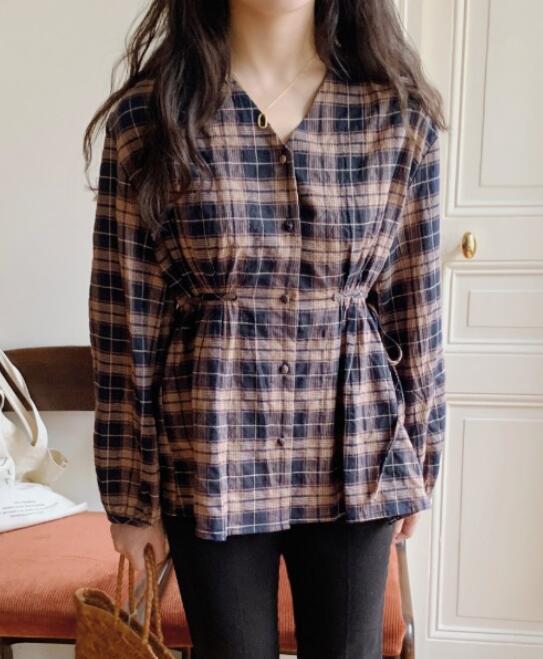 韓國服飾-KW-0909-038-韓國官網-上衣