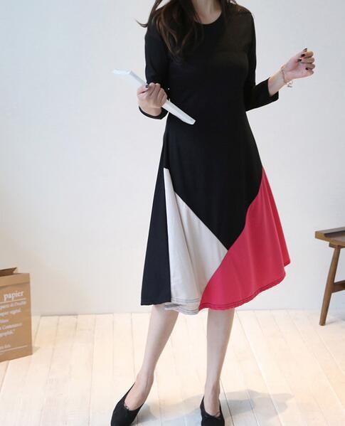 韓國服飾-KW-0909-049-韓國官網-連衣裙