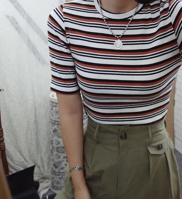 韓國服飾-KW-0909-051-韓國官網-上衣