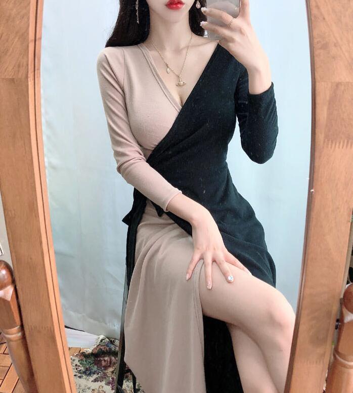 韓國服飾-KW-0909-055-韓國官網-連衣裙