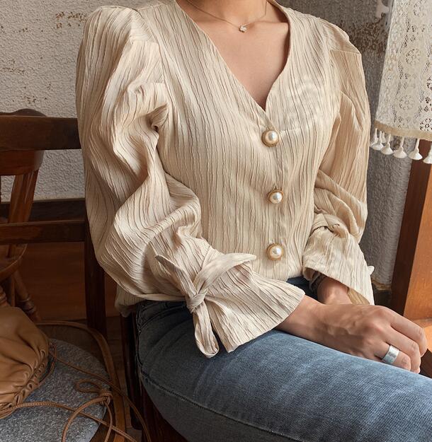 韓國服飾-KW-0909-076-韓國官網-上衣
