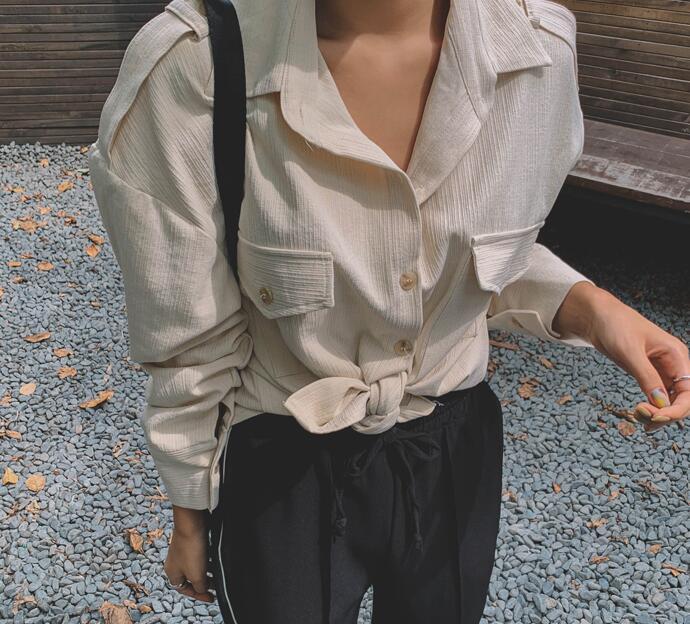 韓國服飾-KW-0909-089-韓國官網-上衣