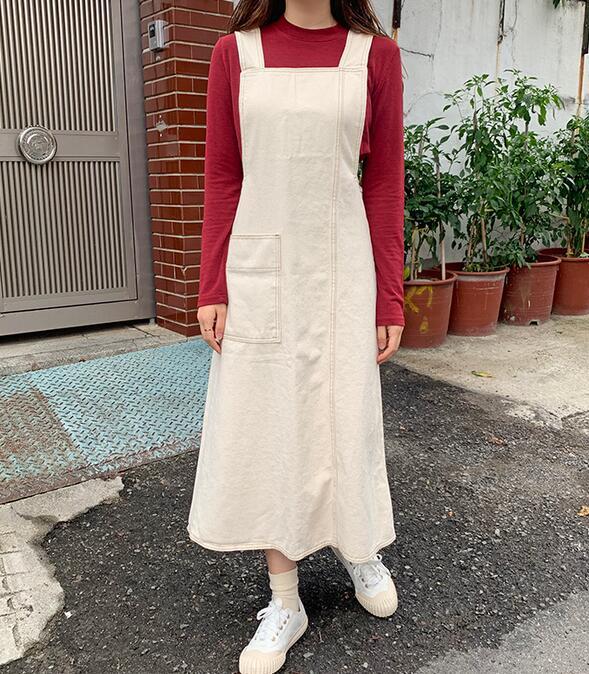 韓國服飾-KW-0909-097-韓國官網-連衣裙吊帶