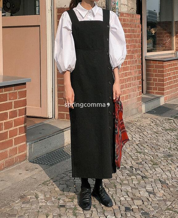 韓國服飾-KW-0909-118-韓國官網-連衣裙吊帶