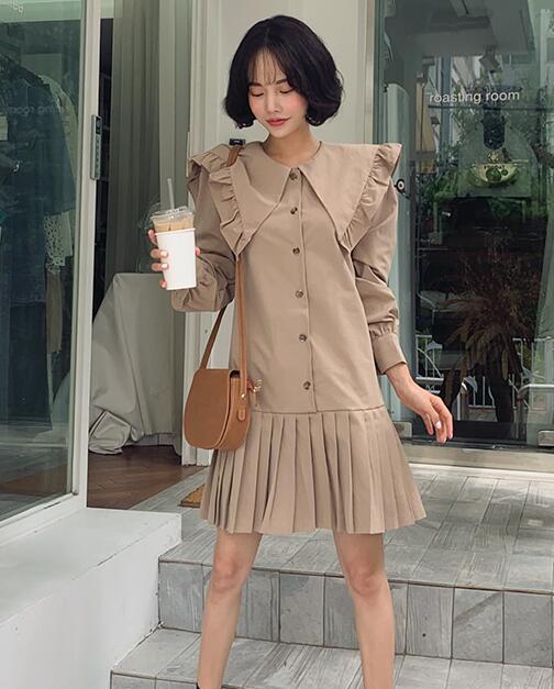 韓國服飾-KW-0911-100-韓國官網-連衣裙