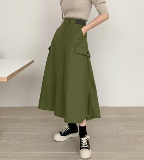 韓國服飾-KW-0917-056-韓國官網-裙子