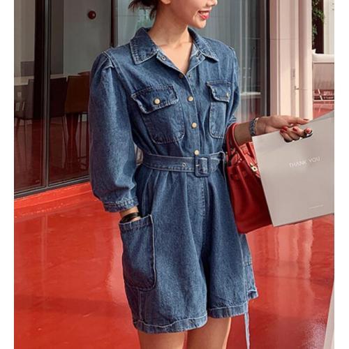韓國服飾-KW-0902-069-韓國官網-連衣褲