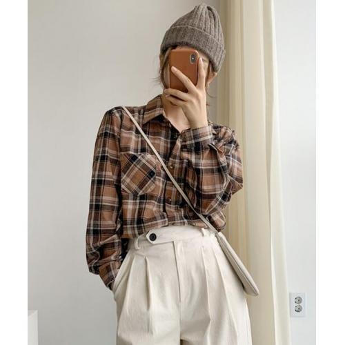 韓國服飾-KW-0911-057-韓國官網-上衣