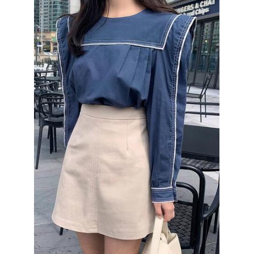 韓國服飾-KW-0911-062-韓國官網-上衣