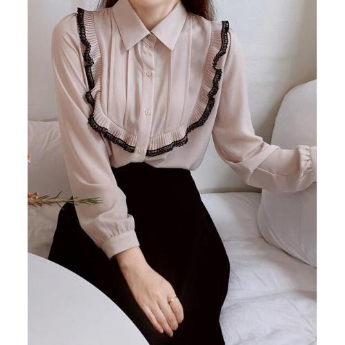 韓國服飾-KW-0919-015-韓國官網-上衣