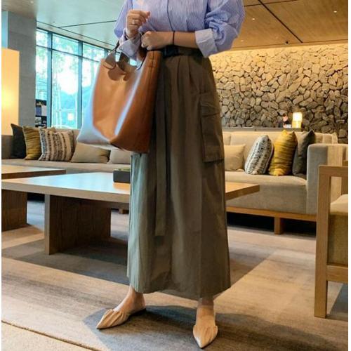 韓國服飾-KW-0923-043-韓國官網-裙子
