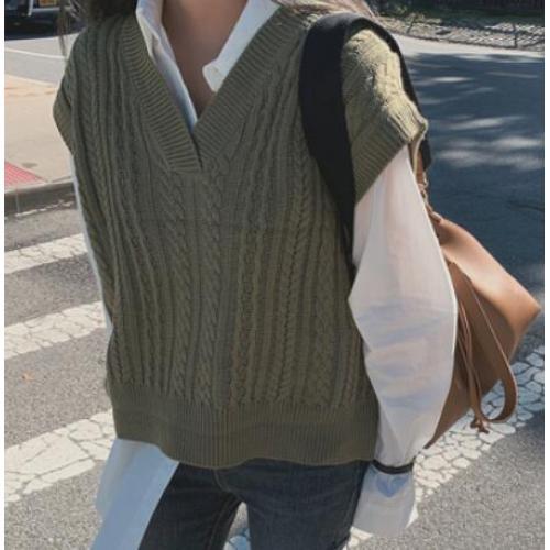 韓國服飾-KW-0923-085-韓國官網-上衣