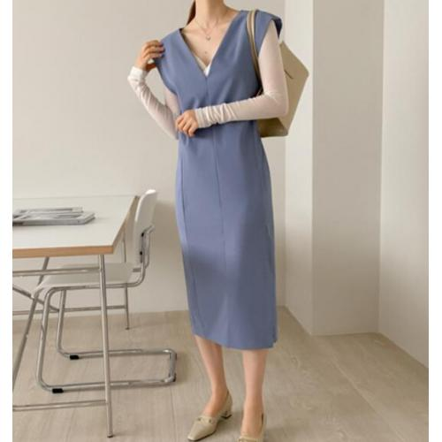 韓國服飾-KW-0923-101-韓國官網-連衣裙