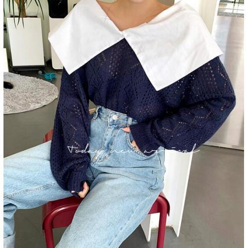 韓國服飾-KW-0925-031-韓國官網-上衣