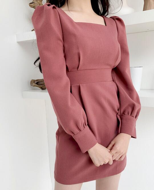 韓國服飾-KW-1008-073-韓國官網-連衣裙