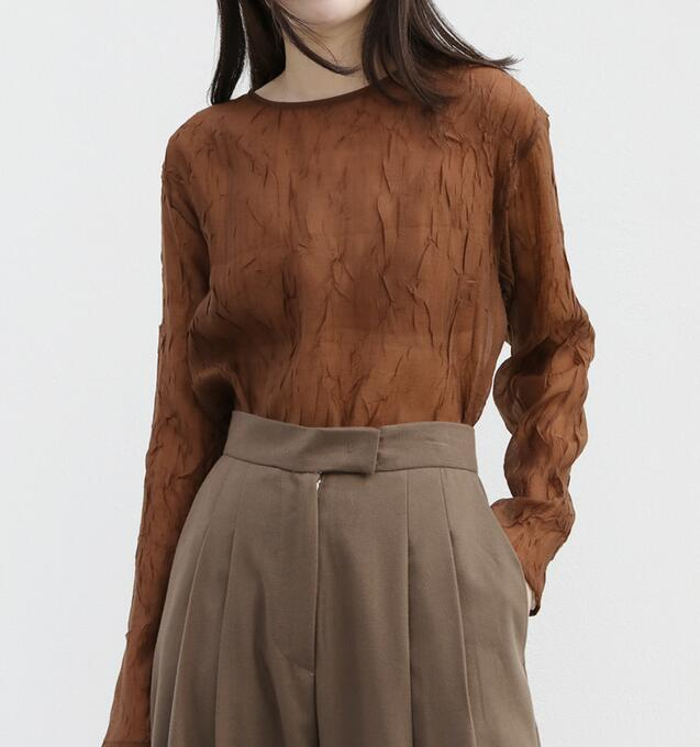 韓國服飾-KW-1008-086-韓國官網-上衣