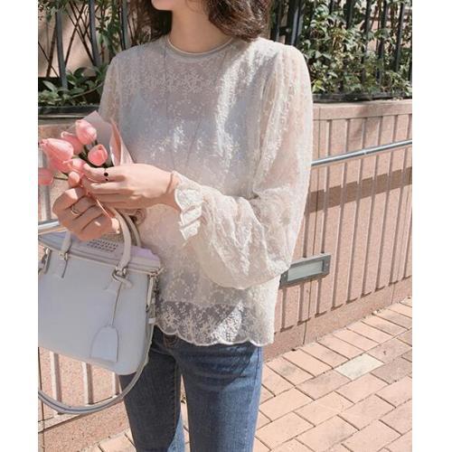 韓國服飾-KW-0930-013-韓國官網-上衣