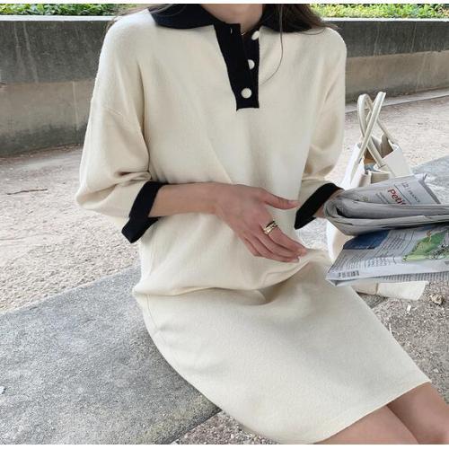 韓國服飾-KW-1002-028-韓國官網-連衣裙