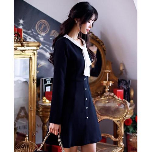 韓國服飾-KW-1008-078-韓國官網-連衣裙