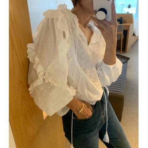 韓國服飾-KW-1017-019-韓國官網-上衣