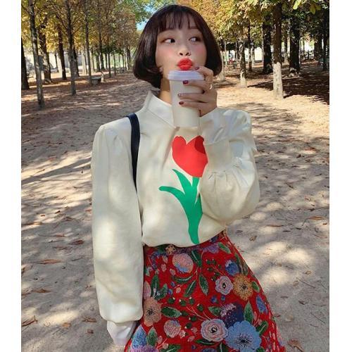 韓國服飾-KW-1017-034-韓國官網-上衣