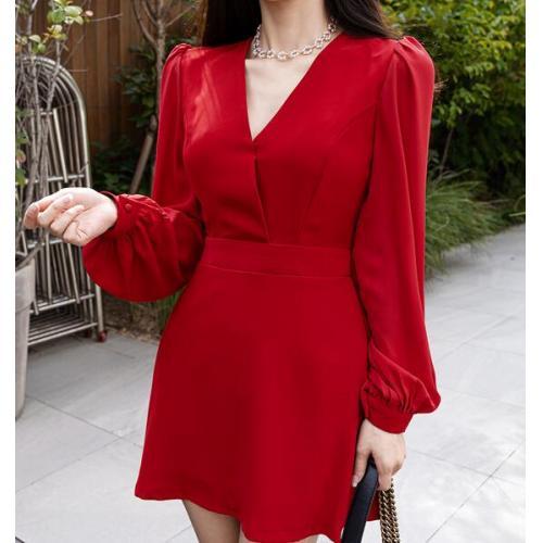 韓國服飾-KW-1024-067-韓國官網-連衣裙