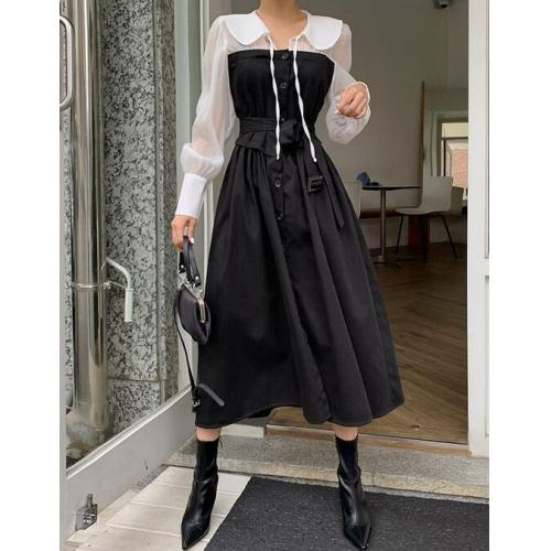 韓國服飾-KW-1029-019-韓國官網-連衣裙