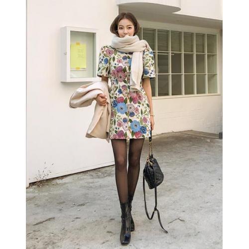 韓國服飾-KW-1112-051-韓國官網-連衣裙