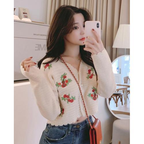 韓國服飾-KW-1114-099-韓國官網-上衣