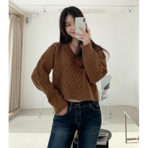 韓國服飾-KW-1119-054-韓國官網-上衣