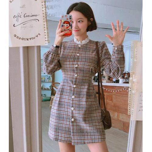 韓國服飾-KW-1119-068-韓國官網-連衣裙