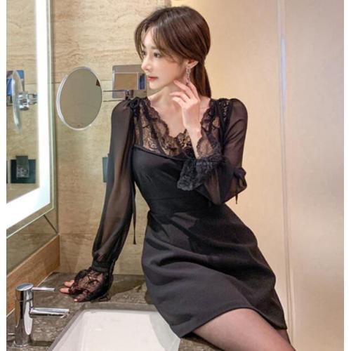 韓國服飾-KW-1218-040-韓國官網-連衣裙