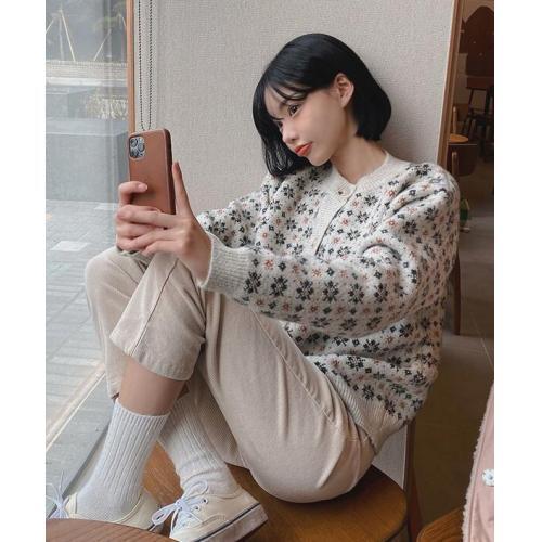 韓國服飾-KW-1218-059-韓國官網-上衣