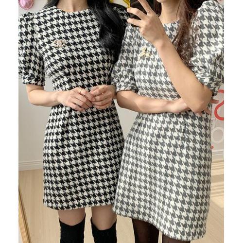 韓國服飾-KW-1218-087-韓國官網-連衣裙