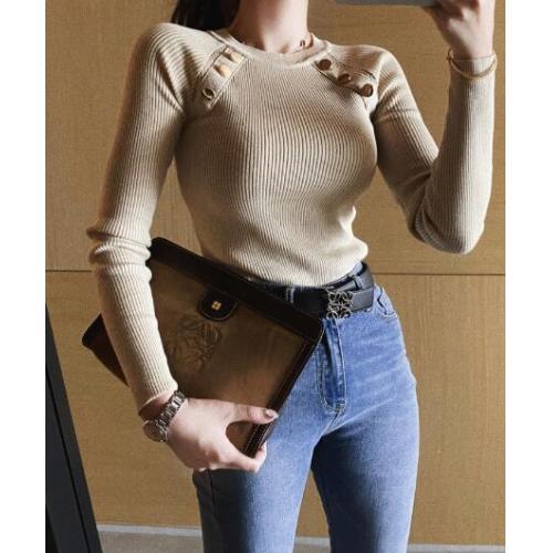 韓國服飾-KW-0207-068-韓國官網-上衣