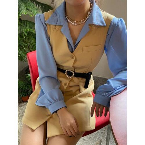 韓國服飾-KW-0207-079-韓國官網-連衣裙